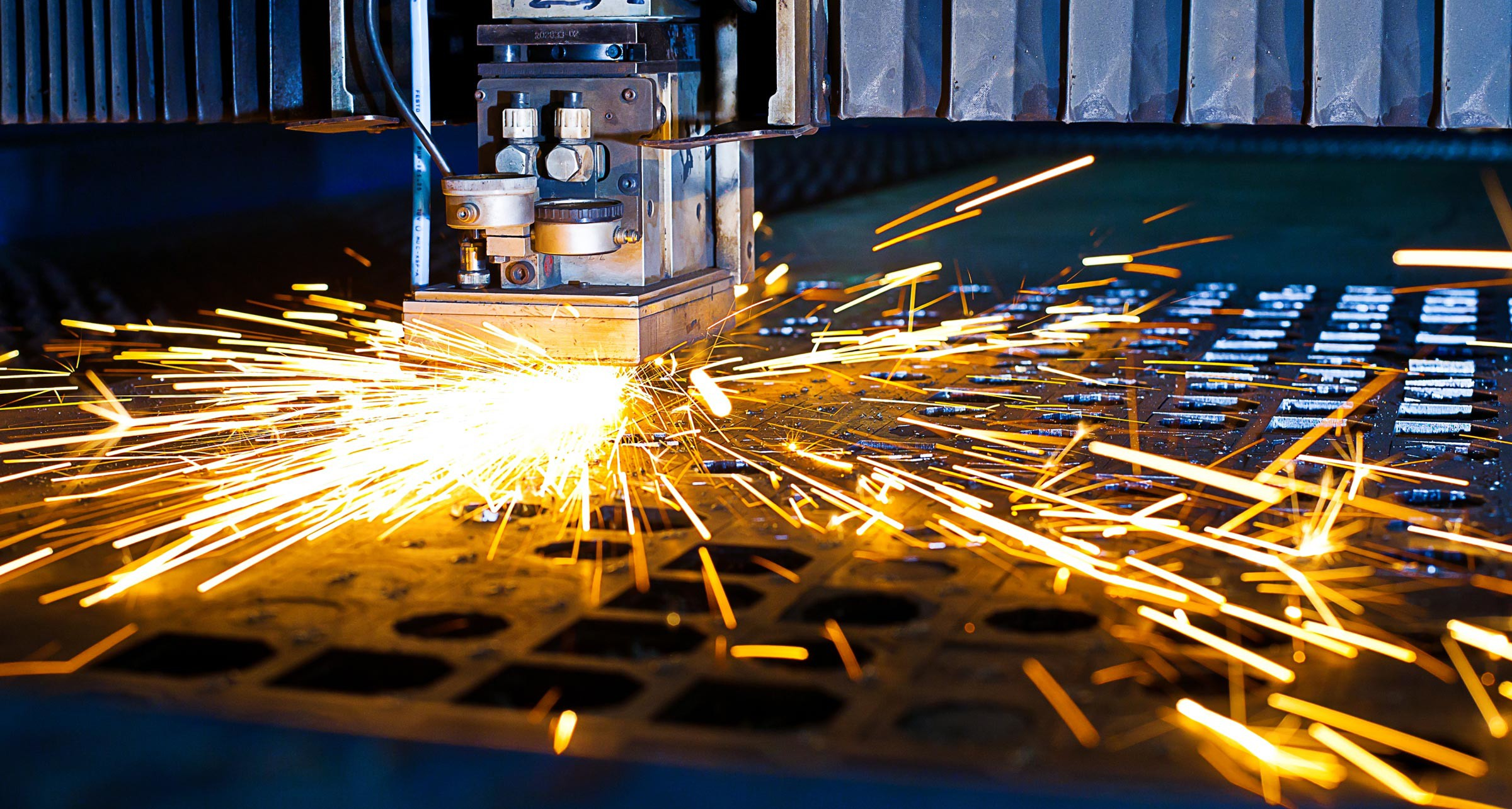 Manufacturings strong first quarter,